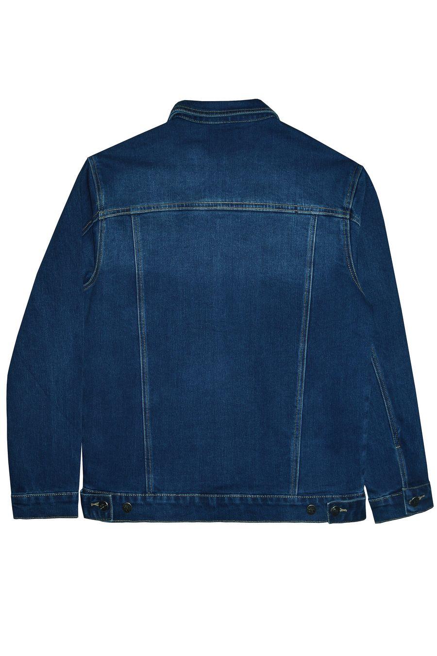 Пиджак мужской (джинсовка) Vicucs 728E.870-8T (M-3XL) - фото 2