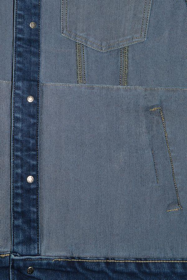 Пиджак мужской (джинсовка) Vicucs 728E.870-8T (M-3XL) - фото 4