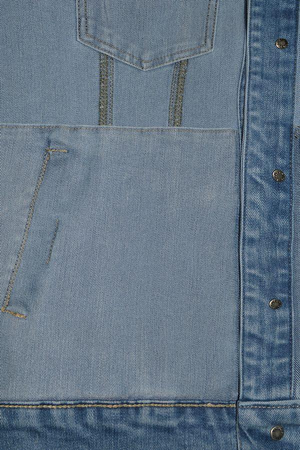 Пиджак мужской (джинсовка) Vicucs 728E.870-10-1 (XL-5XL) - фото 3