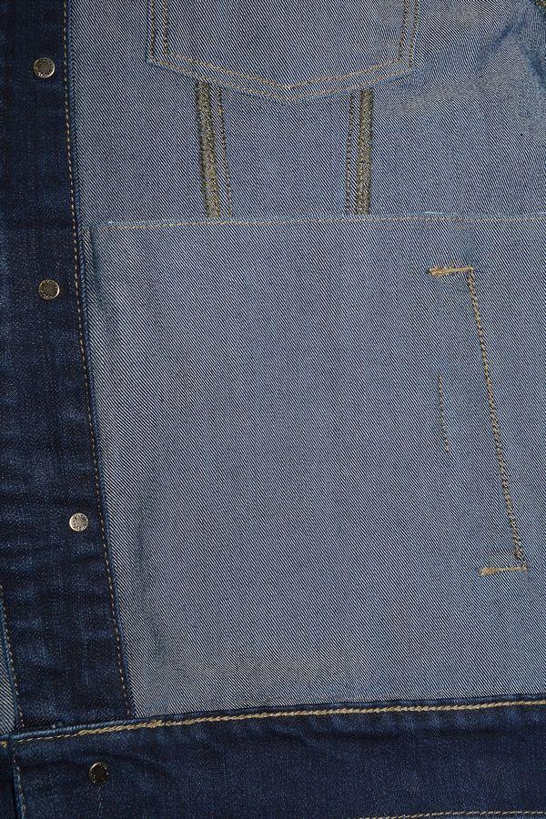 Пиджак мужской (джинсовка) Vicucs 728E.870-5 (XL-5XL) - фото 4