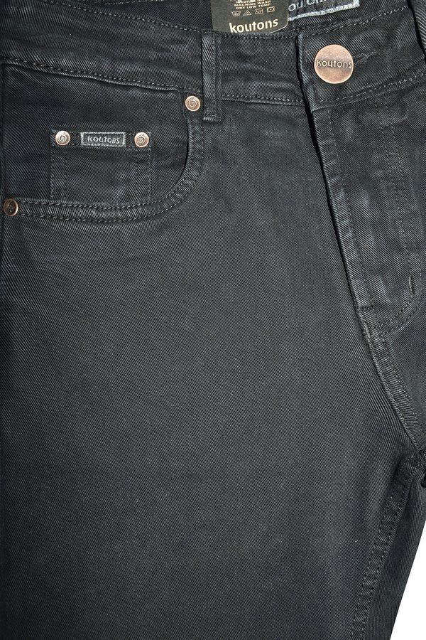Джинсы мужские Koutons 235-5 Stretch Grey - фото 3