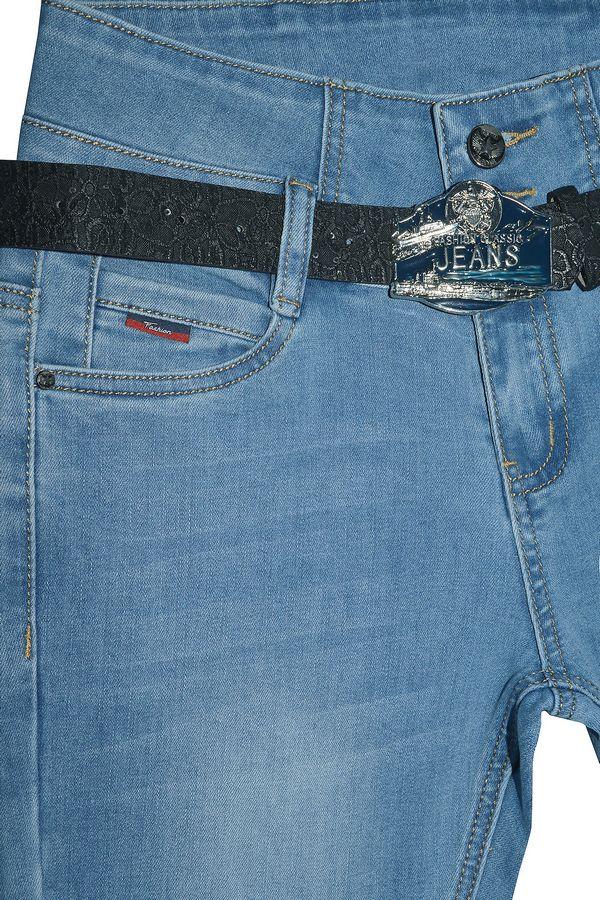 Джинсы женские Blue Group T093 - фото 3