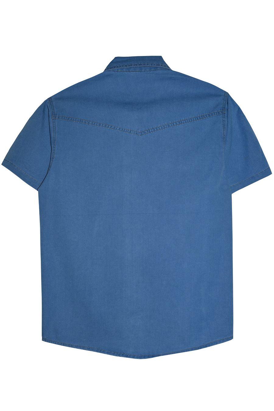 Рубашка мужская Vicucs 728E/CT-321-20 (S-2XL) - фото 2