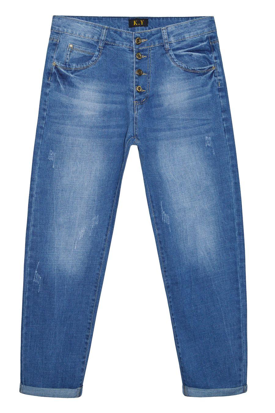 Джинсы женские K.Y Jeans L478 - фото 1