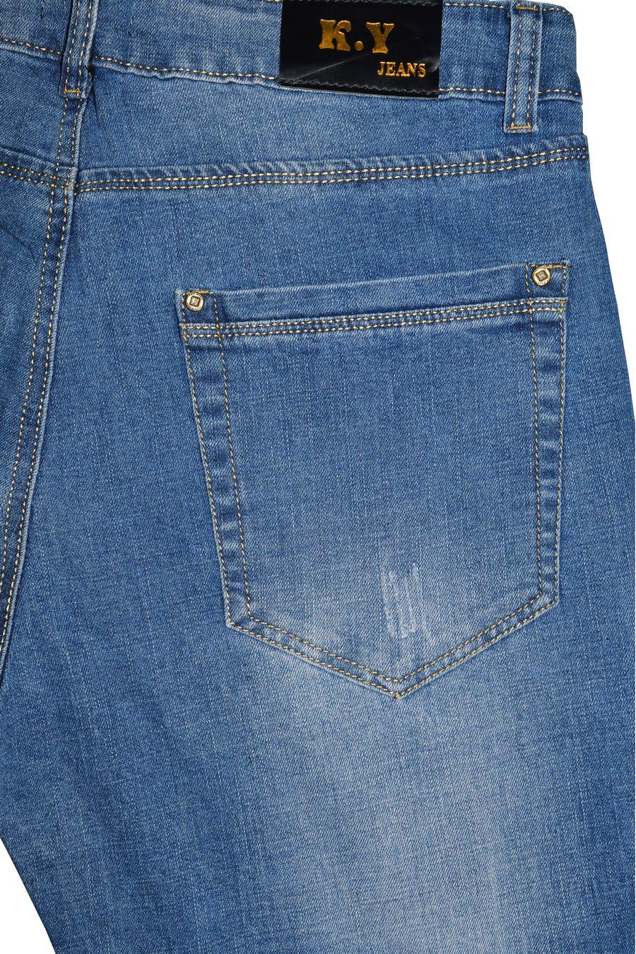 Джинсы женские K.Y Jeans L478 - фото 4