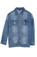 Пиджак женский (джинсовка) Blue Coco 121