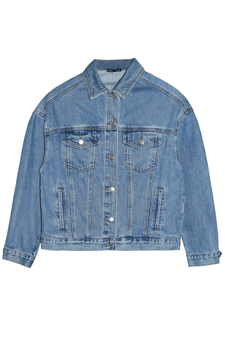 Пиджак женский (джинсовка) Blue Coco 130 - фото 1