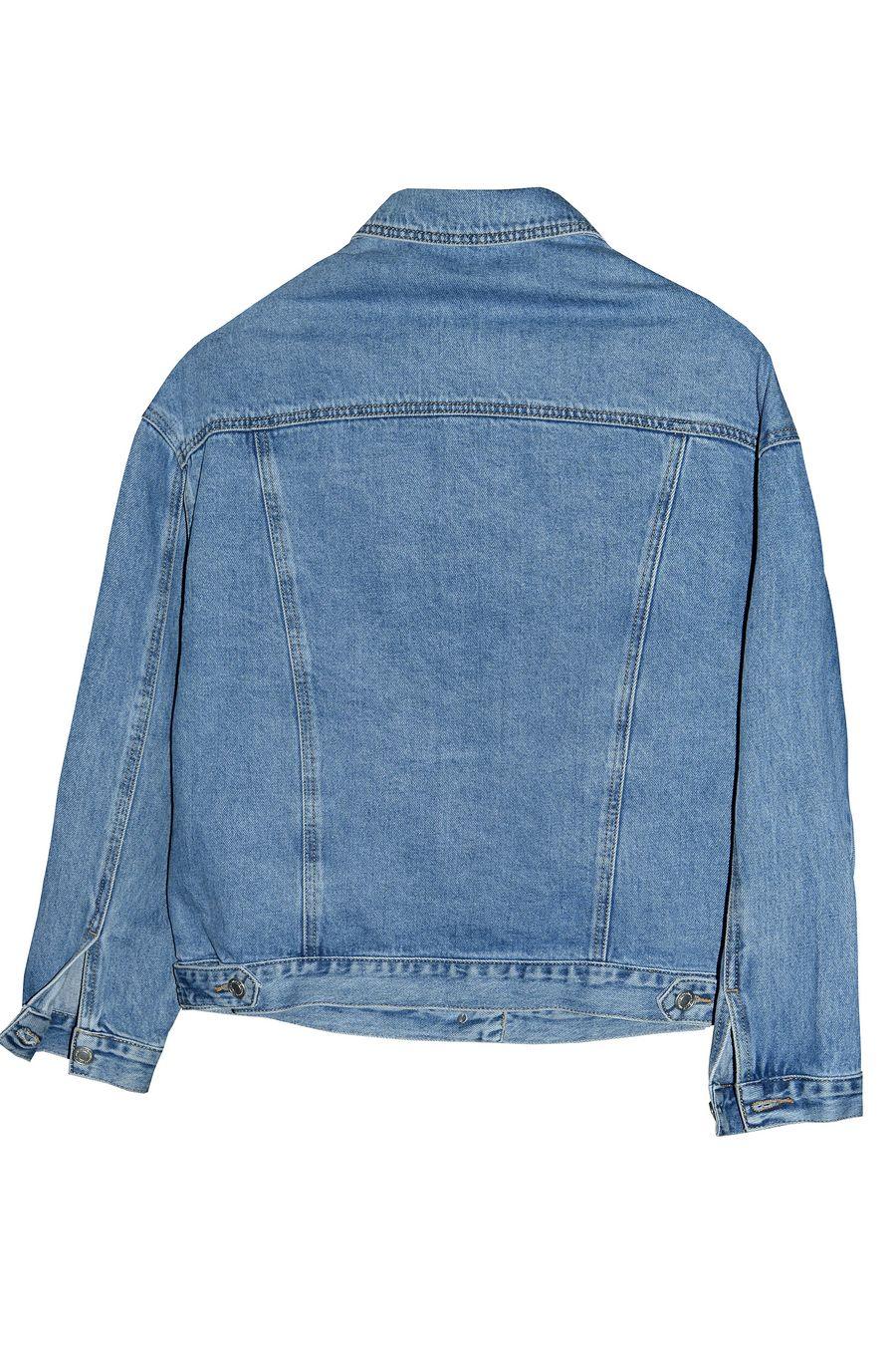 Пиджак женский (джинсовка) Blue Coco 130 - фото 2