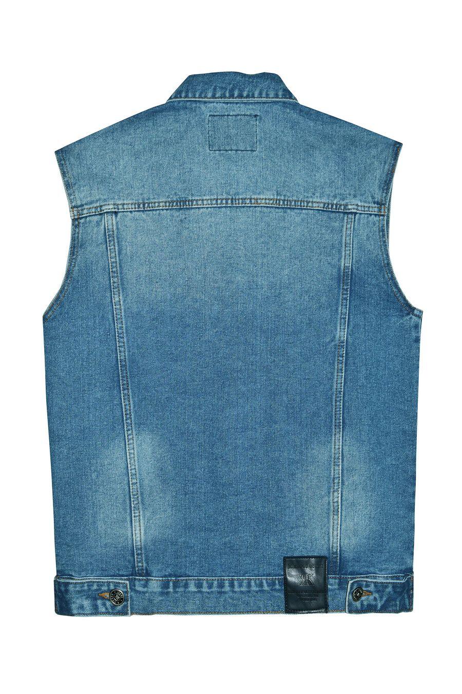 Жилет мужской (джинсовка) R.KROOS 1023 - фото 2