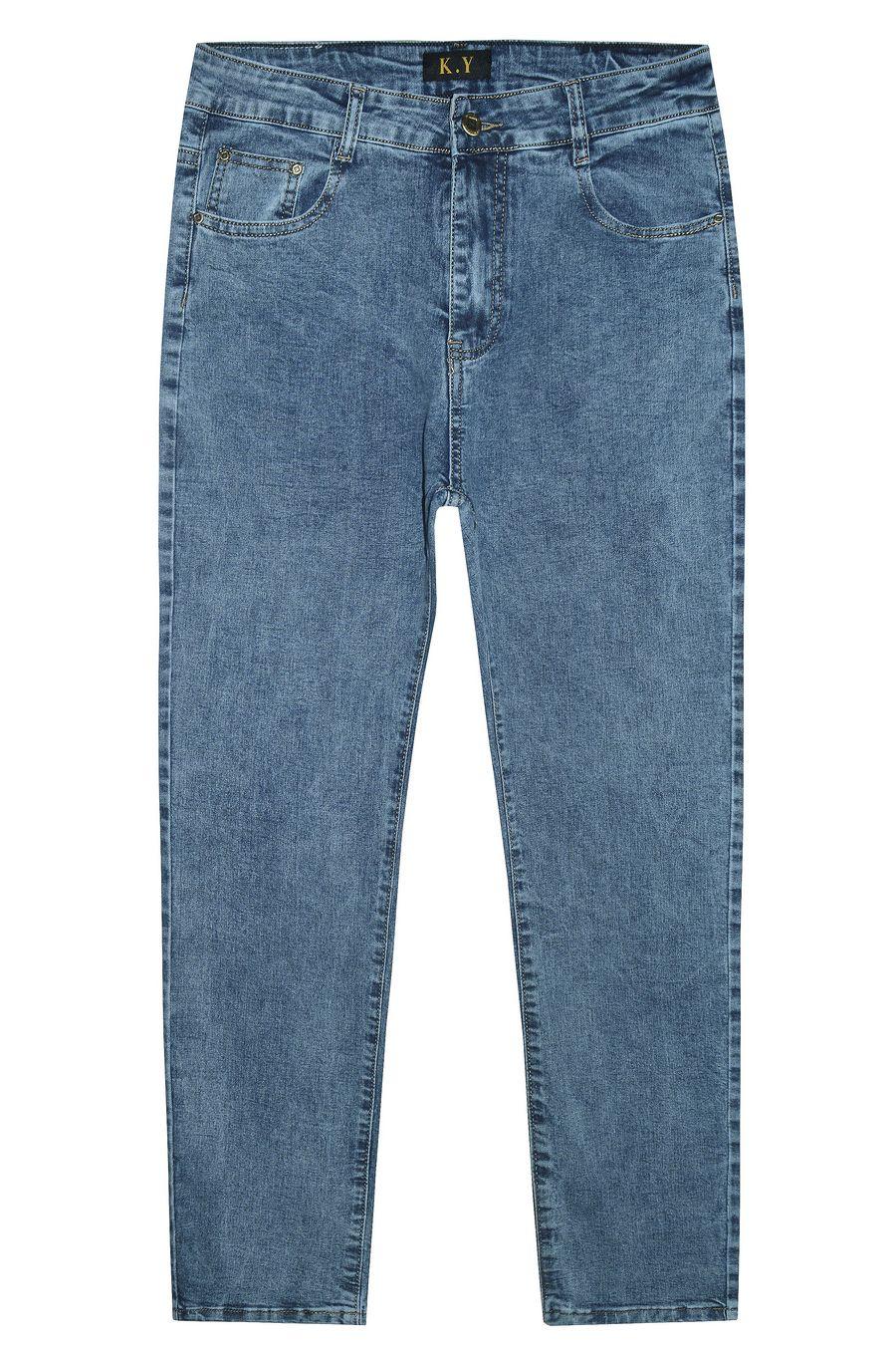 Джинсы женские K.Y Jeans LC612 - фото 1