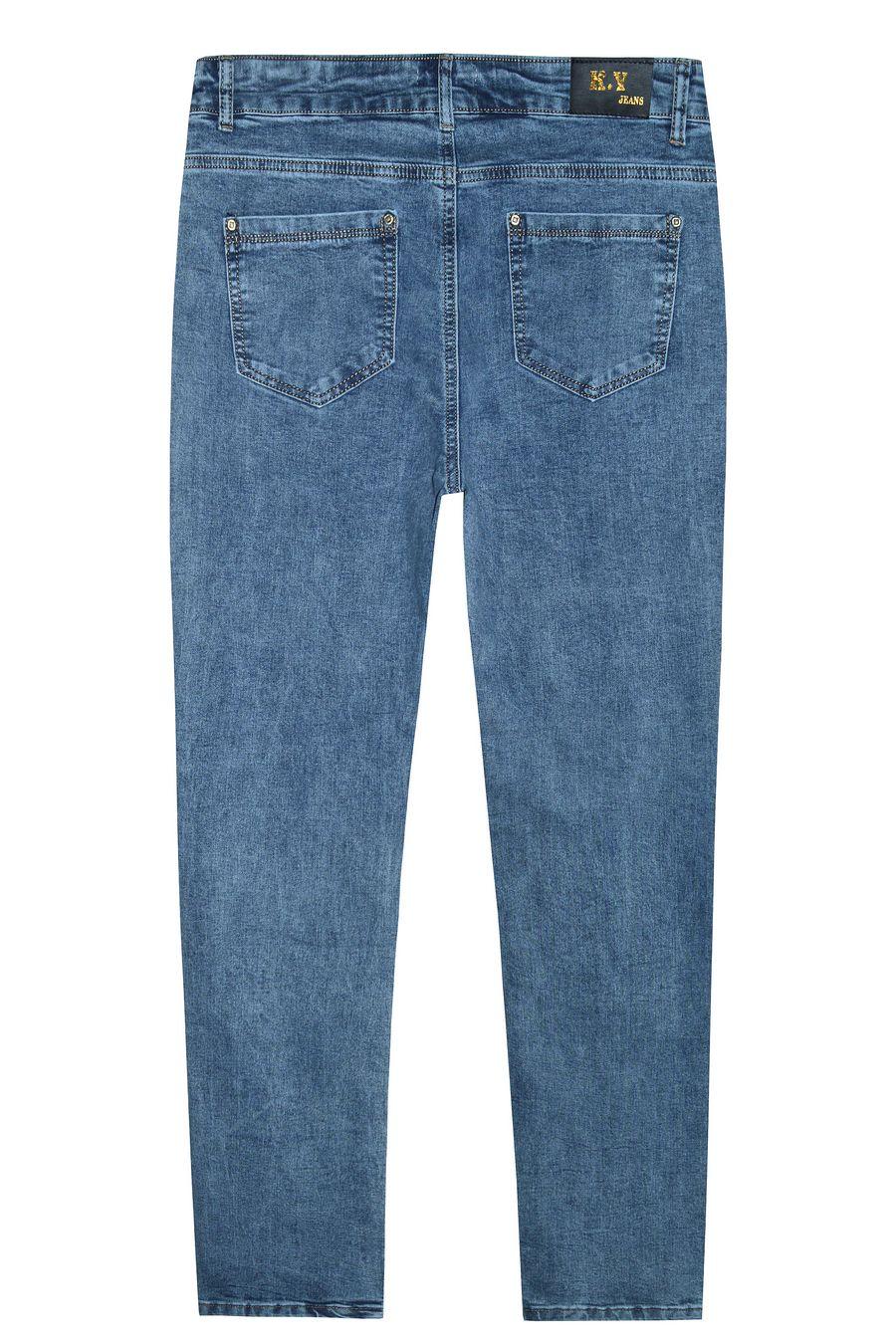Джинсы женские K.Y Jeans LC612 - фото 2