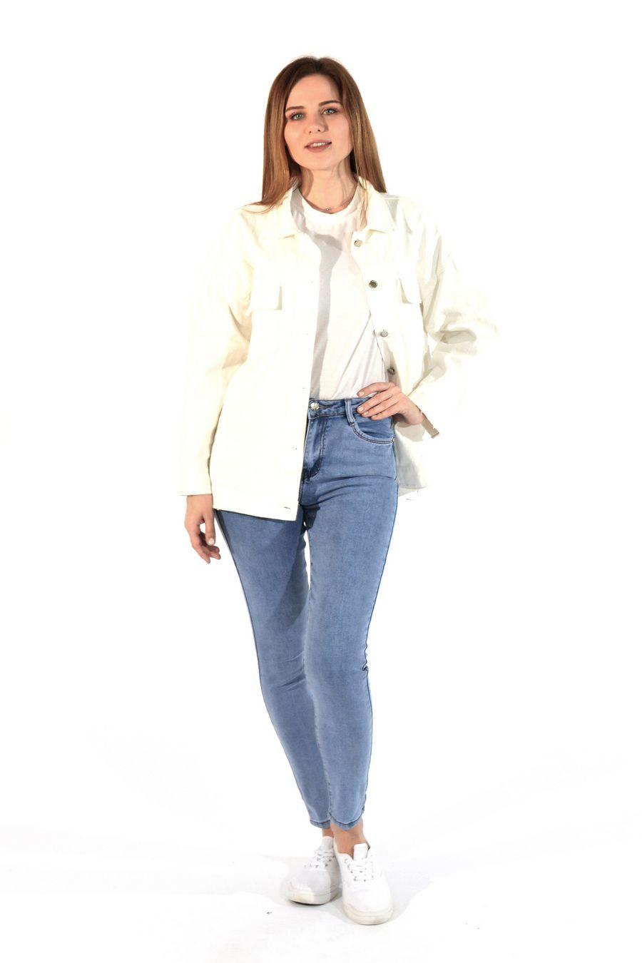 Жакет женский (джинсовка) LRZBS 955 - фото 1