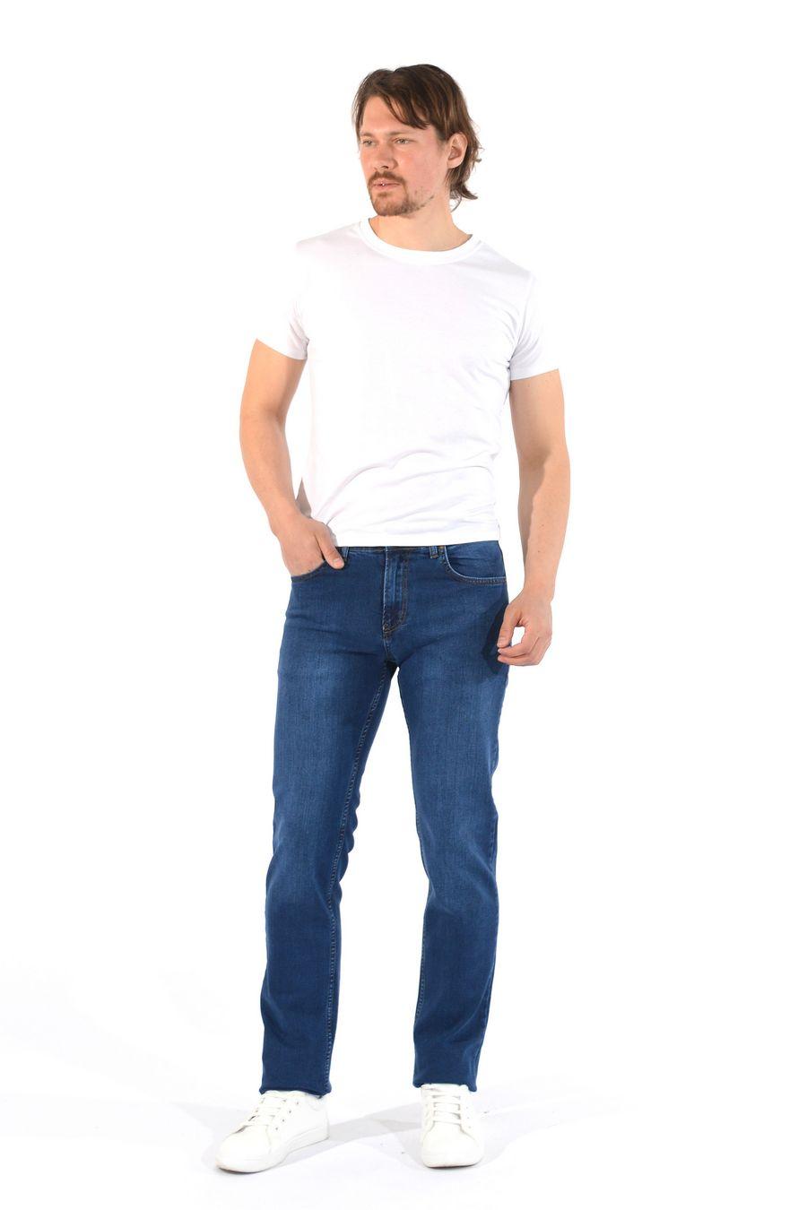 Джинсы мужские MAC Person 2940-12377 Mavi L34 - фото 1