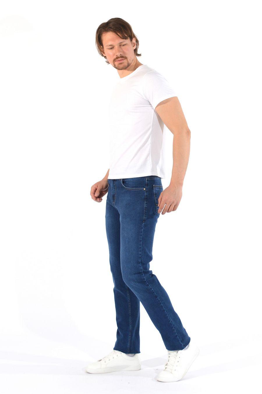 Джинсы мужские MAC Person 2940-12377 Mavi L34 - фото 3