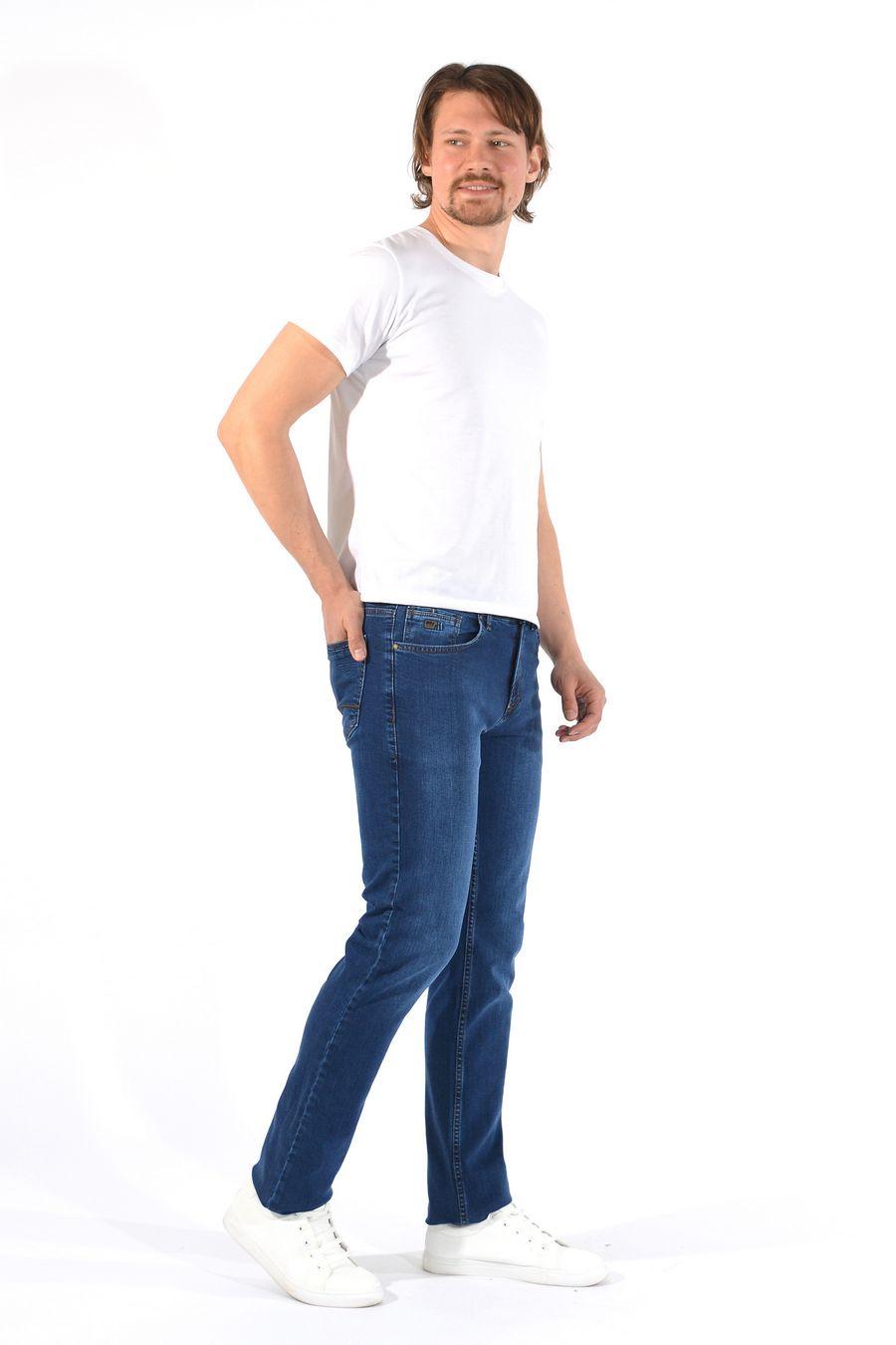 Джинсы мужские MAC Person 2940-12377 Mavi L34 - фото 5