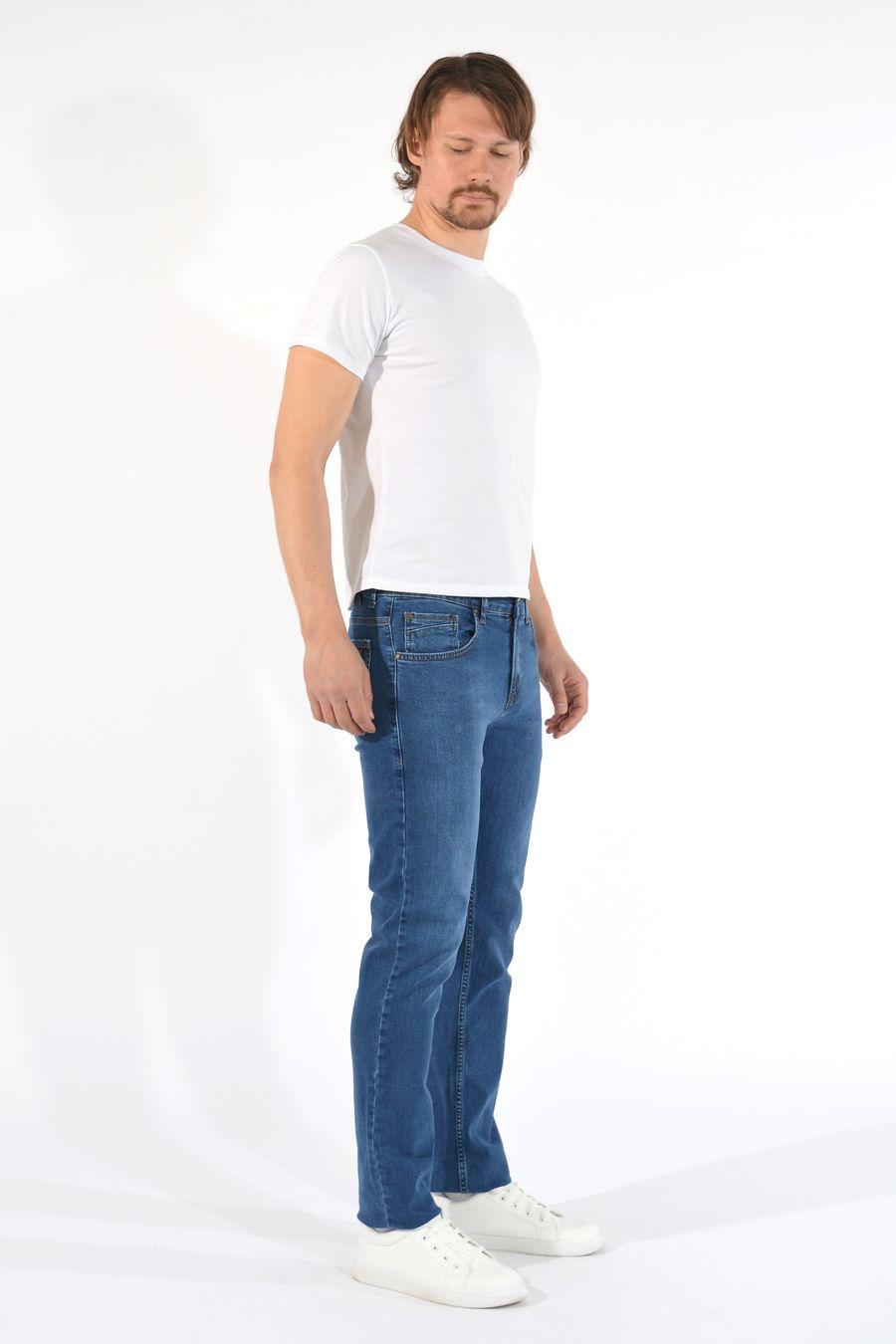 Джинсы мужские MAC Person 2917-12288 Mavi L34 - фото 3