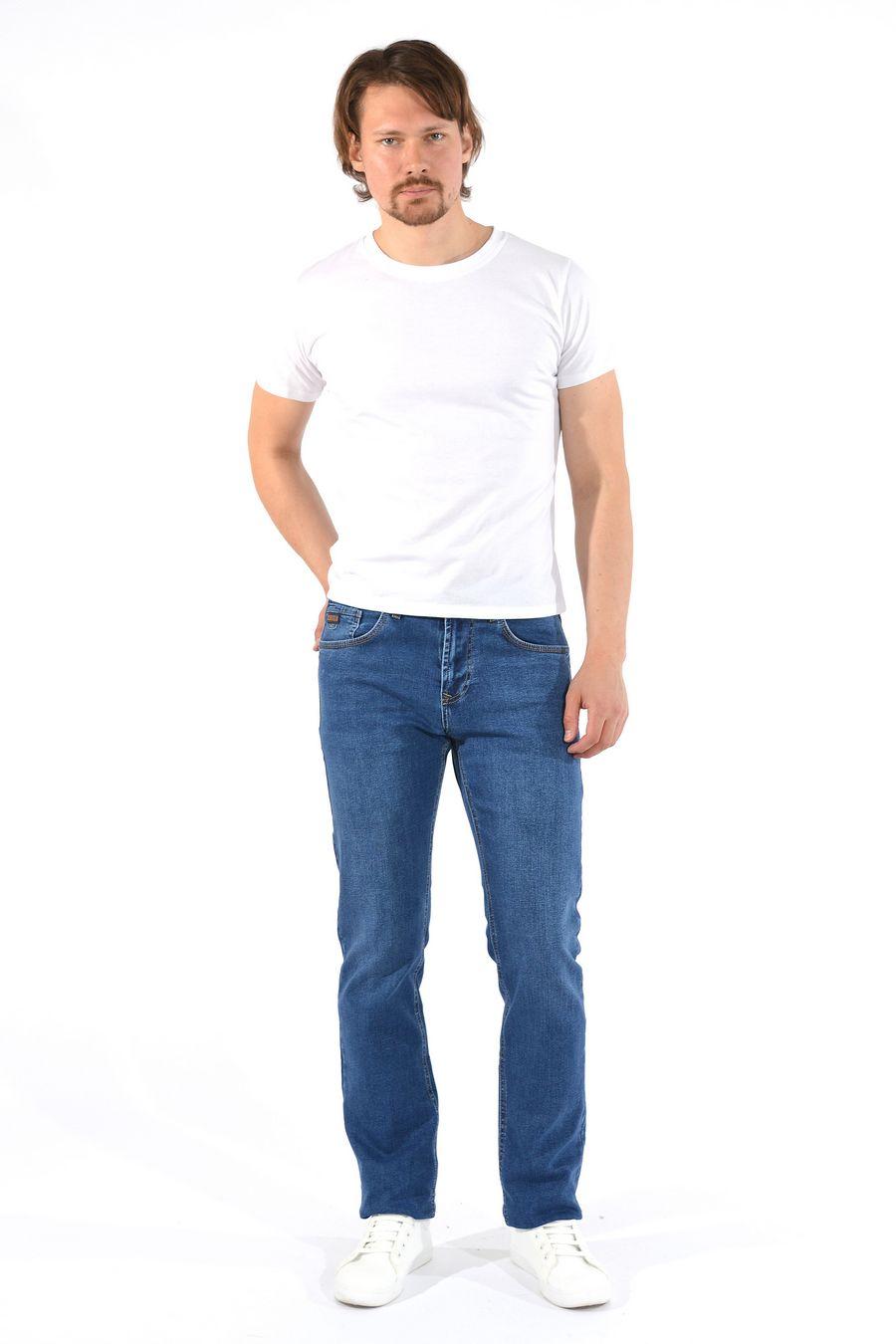 Джинсы мужские MAC Person 2903-12238 Mavi L38 - фото 1
