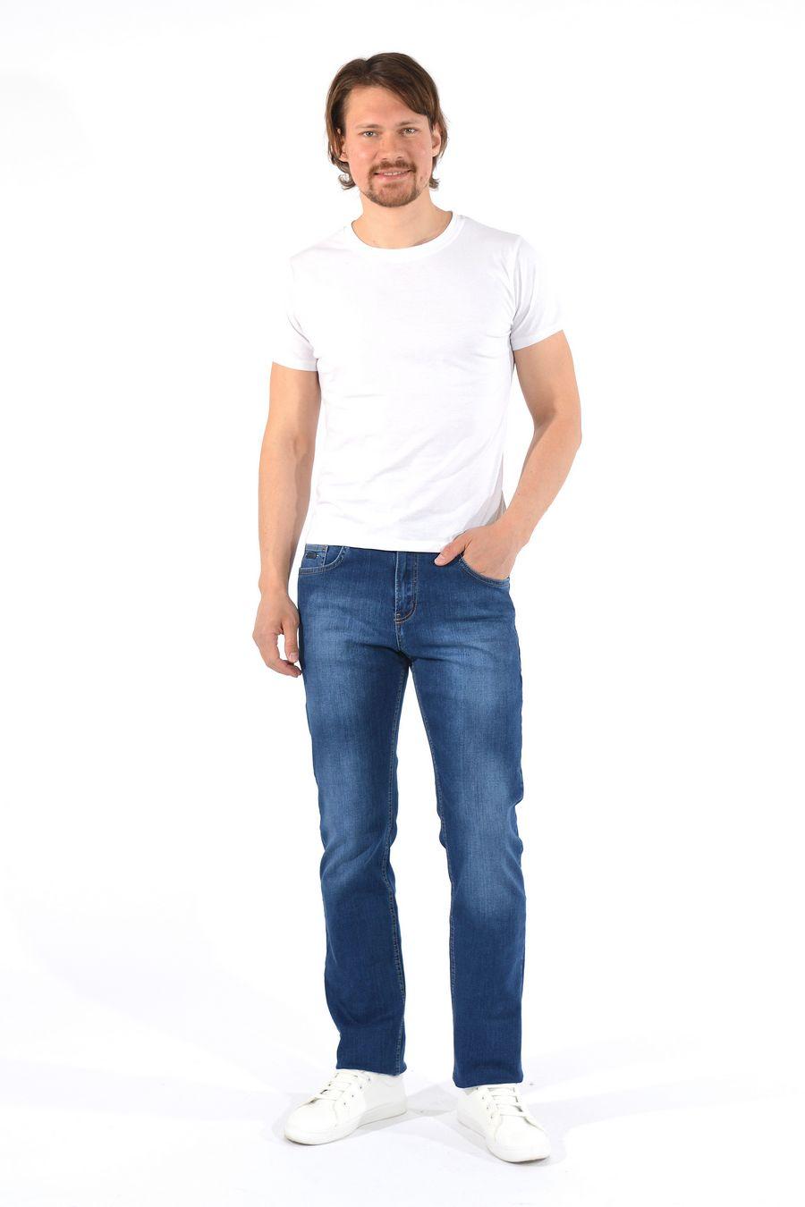 Джинсы мужские MAC Person 2899-12219 Mavi L34 - фото 1