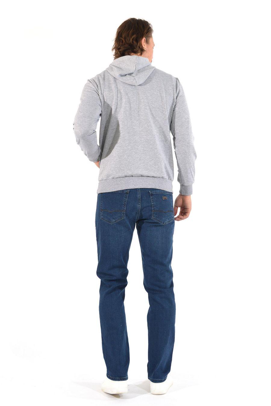 Джинсы мужские MAC Person 2808-12350 Blue L32 - фото 2