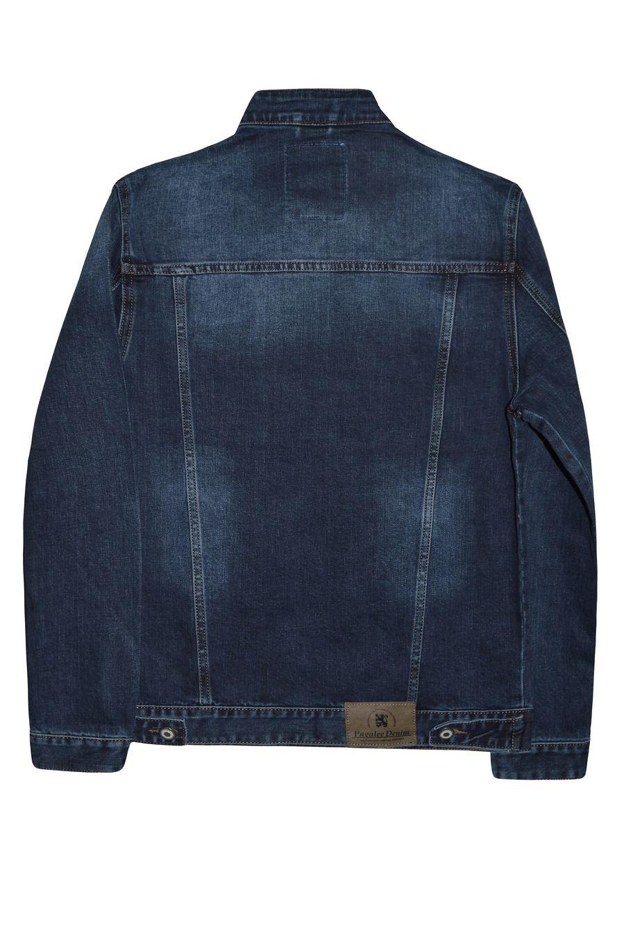 Пиджак мужской (джинсовка) Pagalee P8031 - фото 2