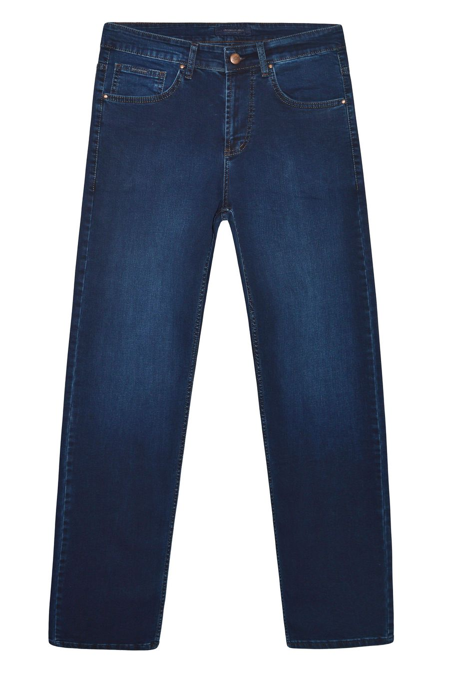 Джинсы мужские MAC Person 2898-12378 Blue Black L34 - фото 1