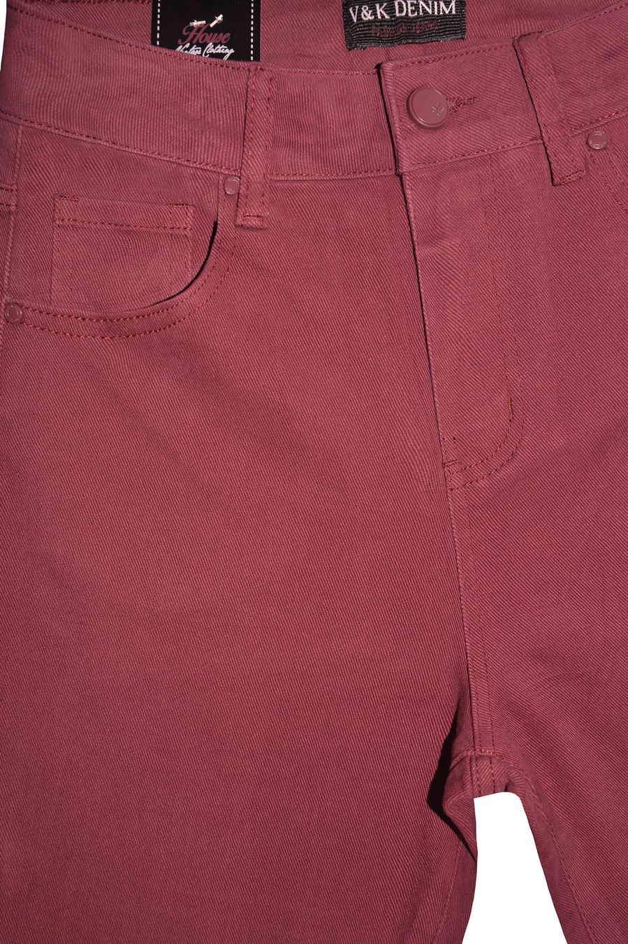 Джинсы женские V&K 106-2 - фото 3