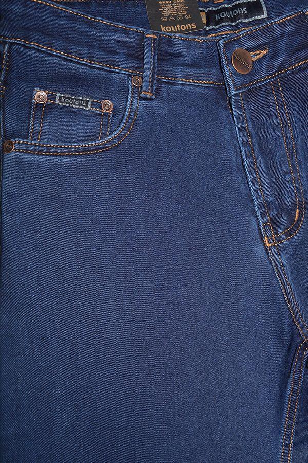 Джинсы мужские Koutons 235-3 Stretch Light Blue - фото 3