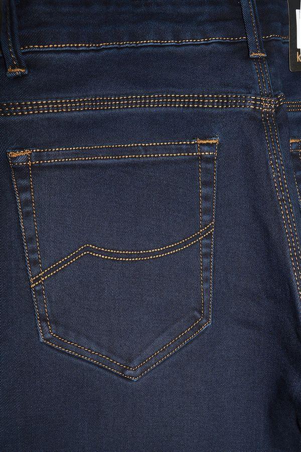 Джинсы мужские Koutons 235-7 Stretch Black-Blue - фото 4