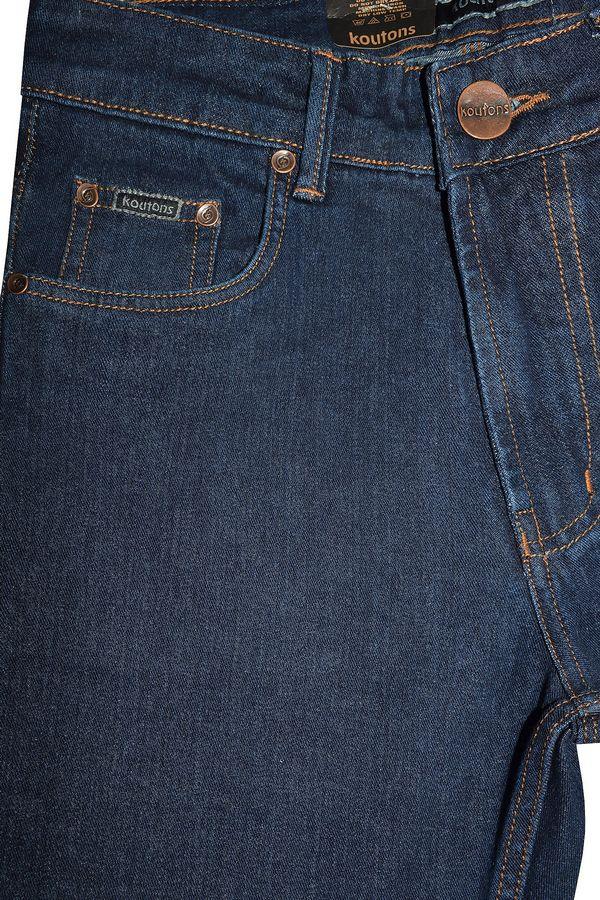 Джинсы мужские Koutons 511-3 Stretch Light Blue (30-38) - фото 3