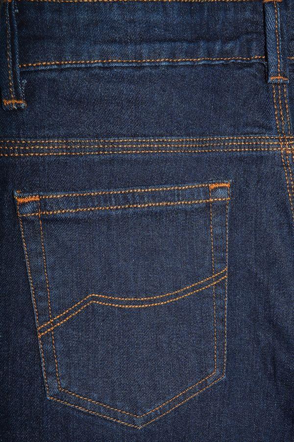 Джинсы мужские Koutons 511-3 Stretch Light Blue (30-38) - фото 4
