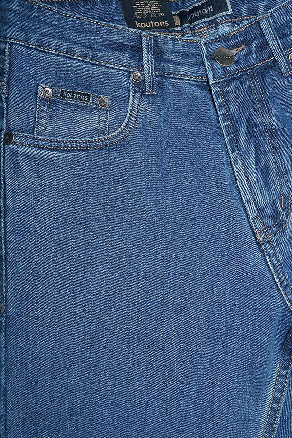 Джинсы мужские Koutons 511-4 Stretch Blue - фото 3