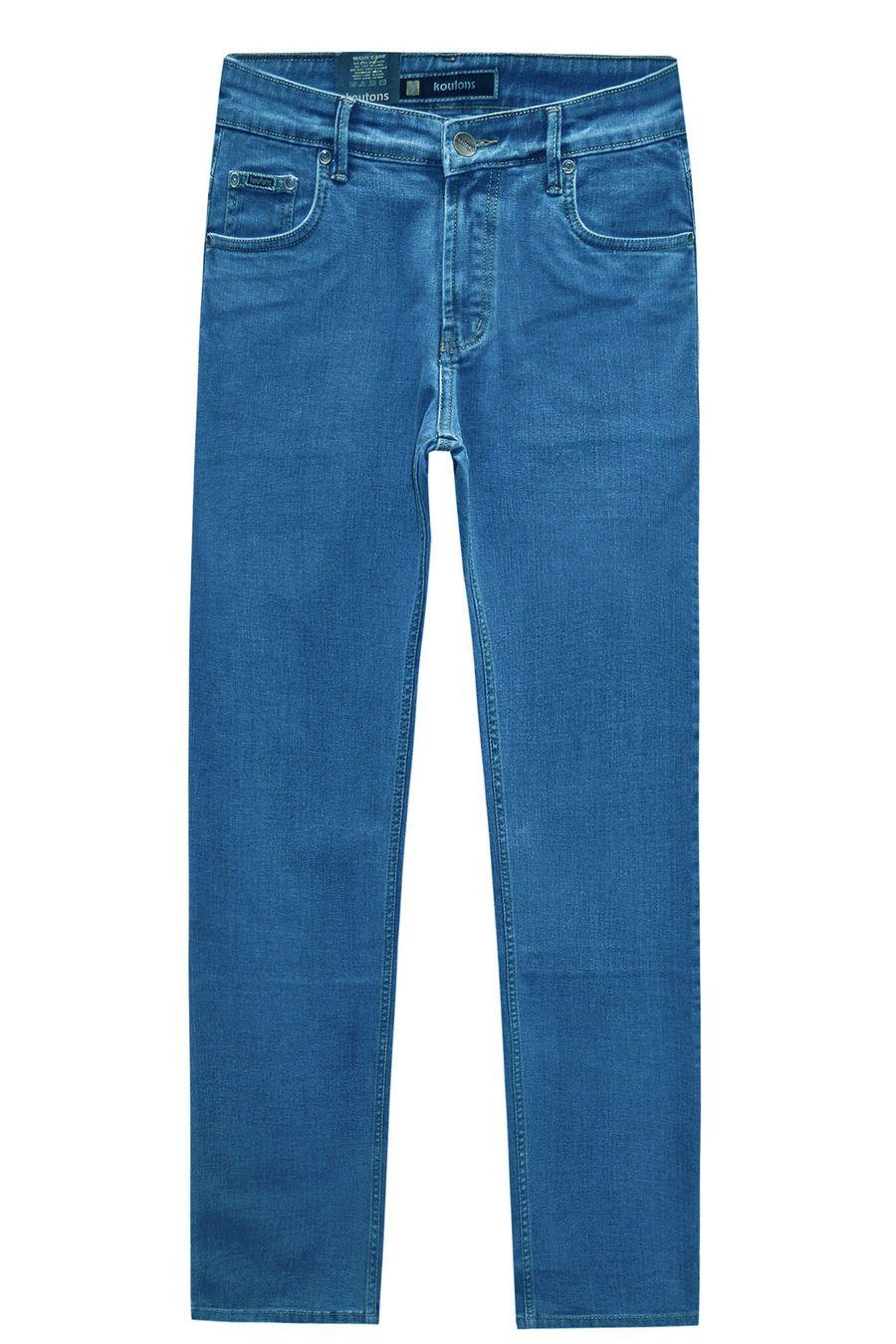Джинсы мужские Koutons ST-0-590-4 Stretch Blue - фото 1