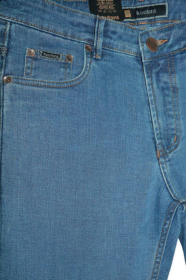 Джинсы мужские Koutons ST-0-590-4 Stretch Blue - фото 3