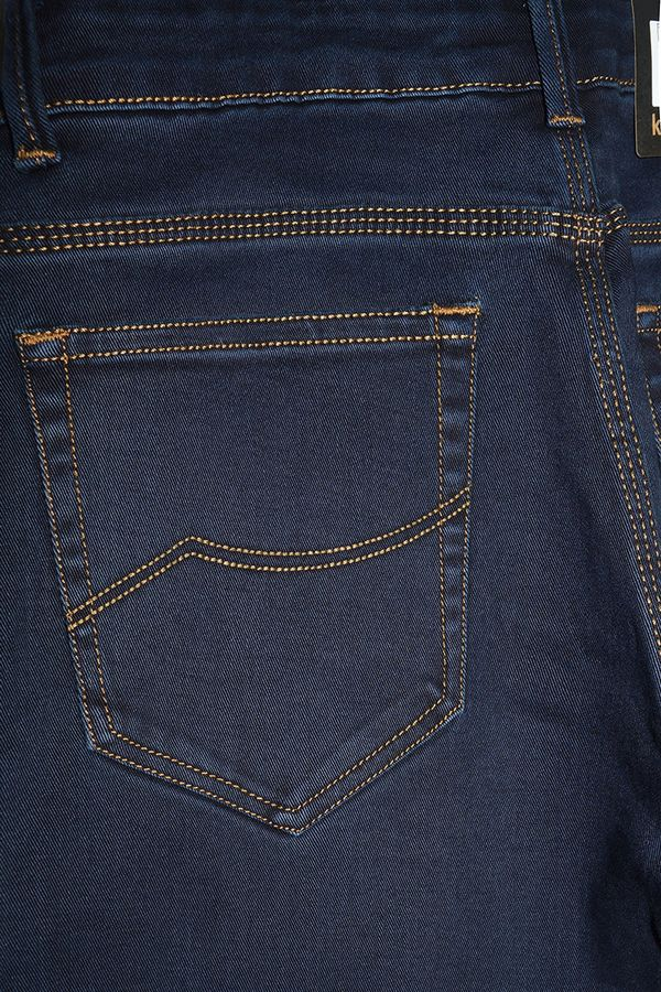 Джинсы мужские Koutons ST-0-590-7 Stretch Black-Blue (30-38) - фото 4