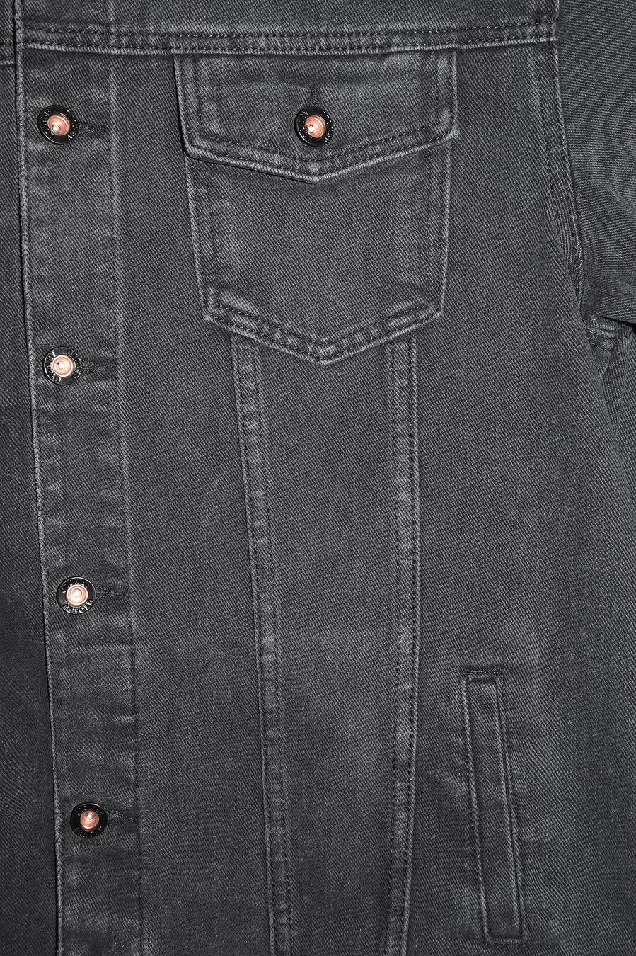 Пиджак мужской (джинсовка) Arnold 3033 - фото 3