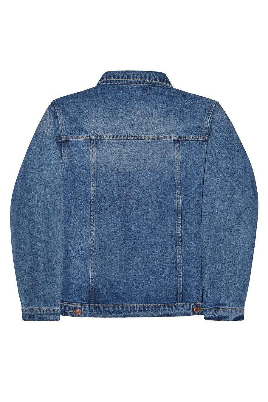 Пиджак мужской (джинсовка) Arnold 5702A - фото 5
