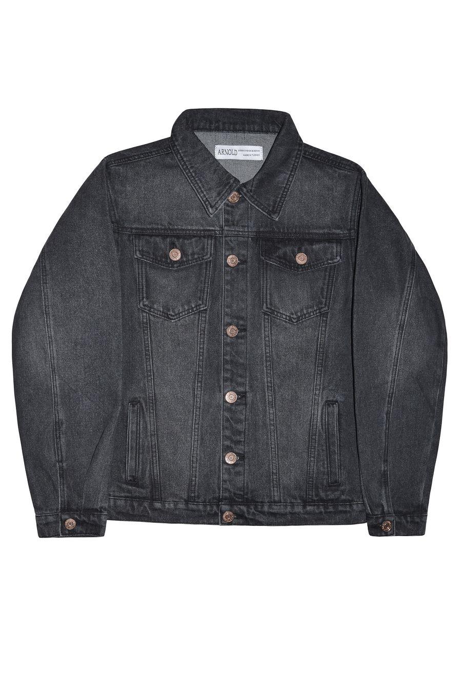 Пиджак мужской (джинсовка) Arnold 5709B - фото 5