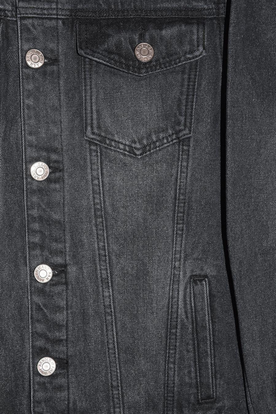 Пиджак мужской (джинсовка) Arnold 5709B - фото 7