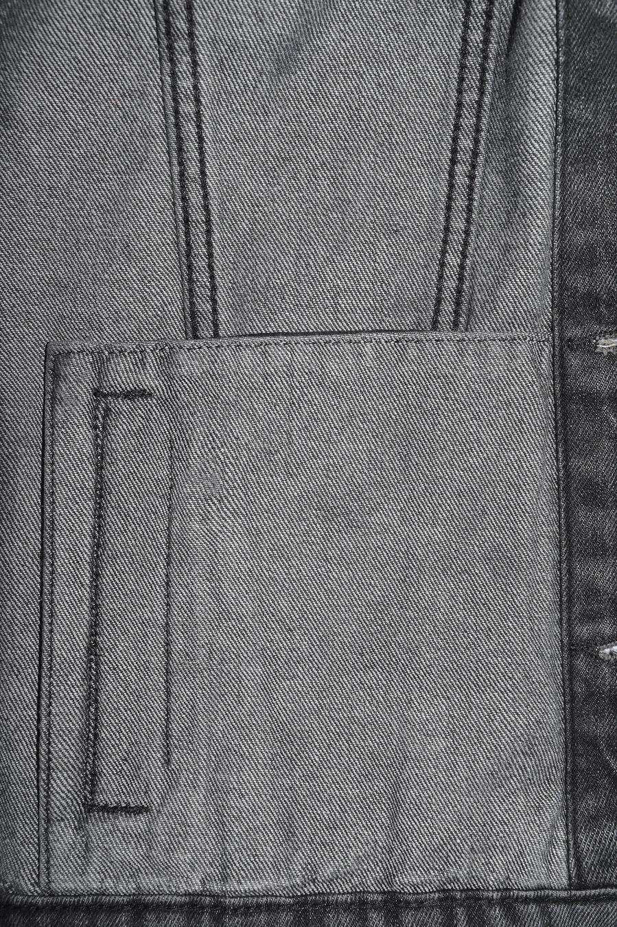 Пиджак мужской (джинсовка) Arnold 5709B - фото 8