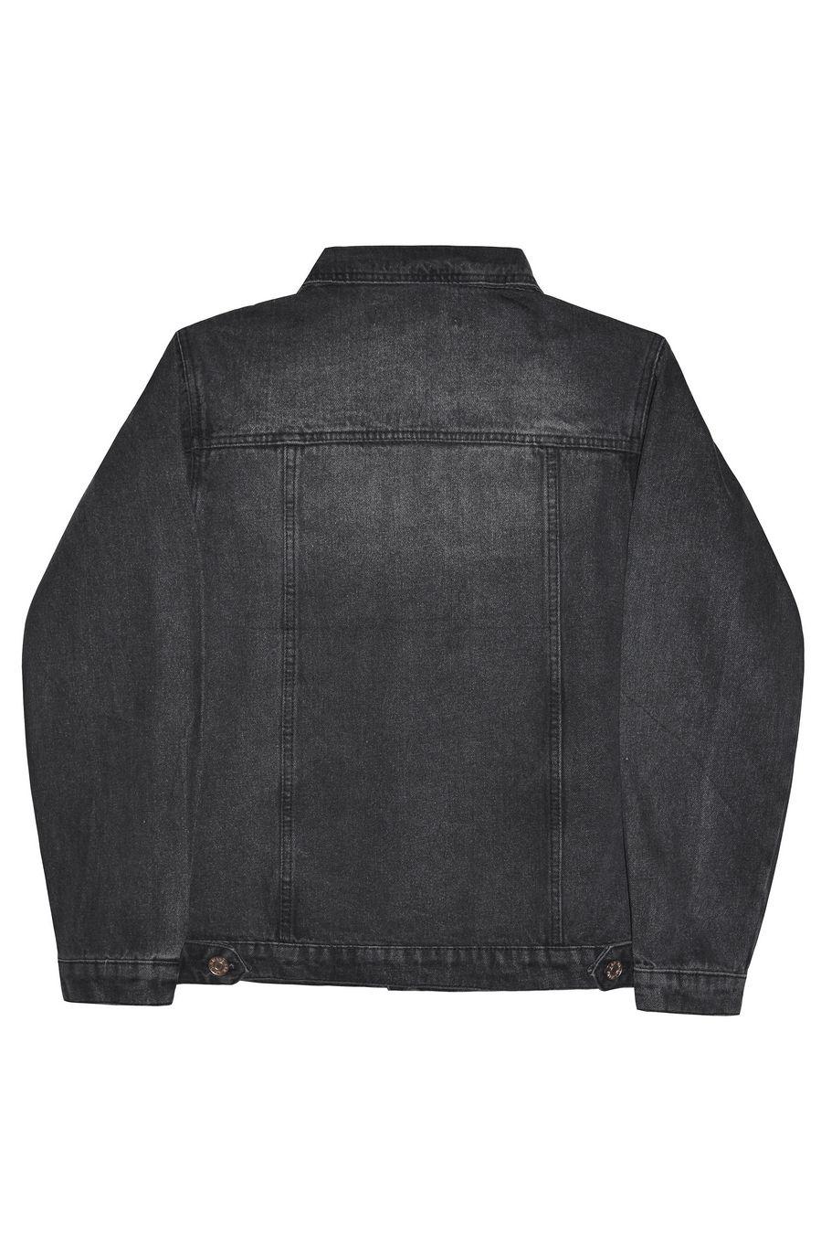 Пиджак мужской (джинсовка) Arnold 5709B - фото 6