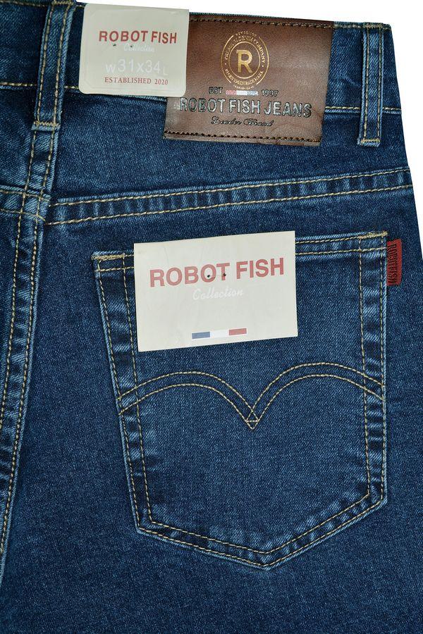 Джинсы мужские Robot Fish RT6071-6 - фото 4