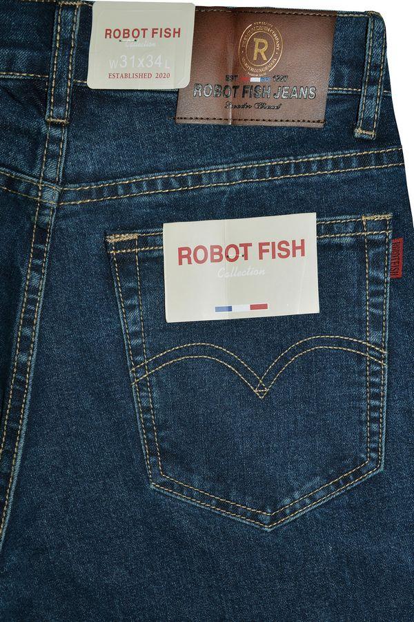 Джинсы мужские Robot Fish RT6071-7 - фото 4