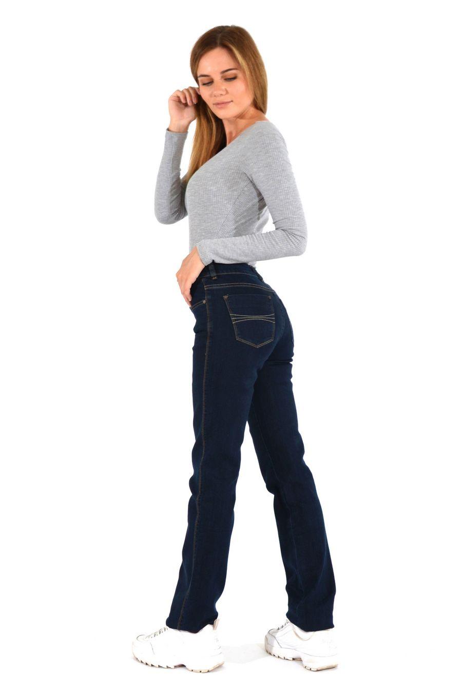 Джинсы женские Bicstar 2343-3/55 - фото 4