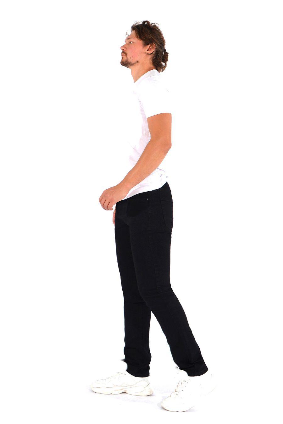 Джинсы мужские Luxury Vision 6030 - фото 2