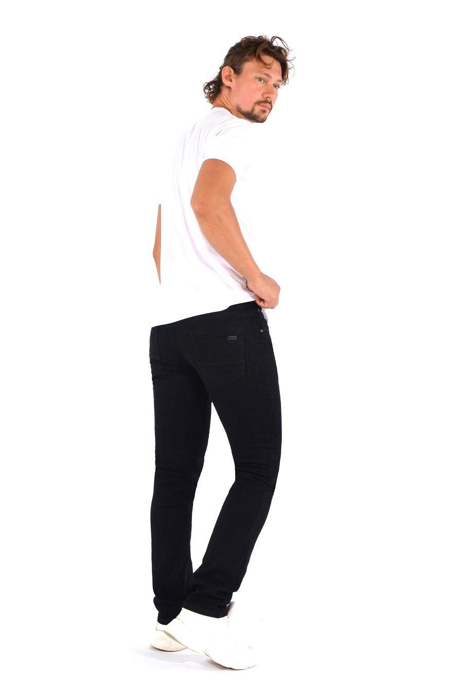 Джинсы мужские Luxury Vision 6030 - фото 3