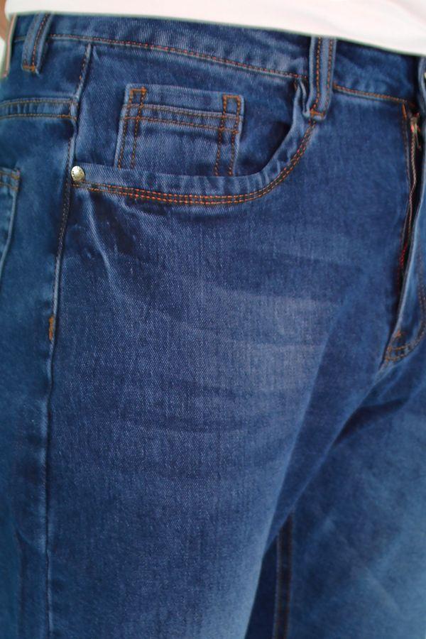 Джинсы мужские Luxury Vision 89511-1011 - фото 3