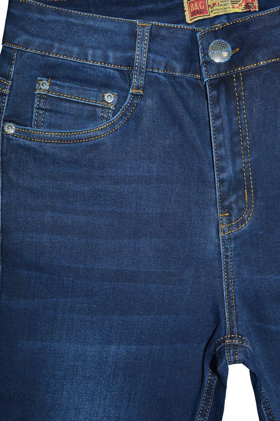 Джинсы женские Blue Group 7424 - фото 3
