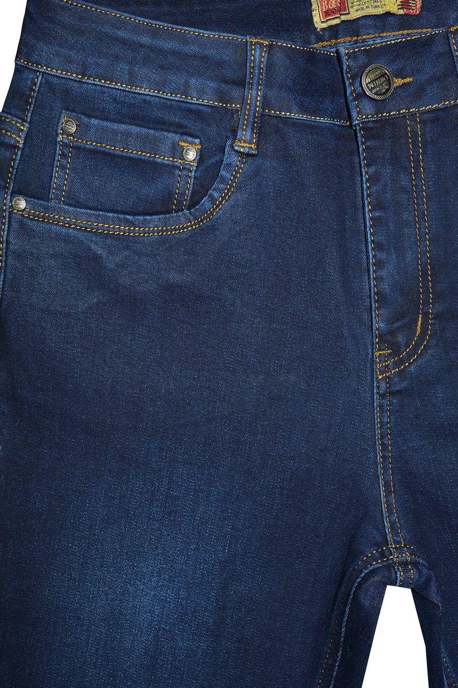 Джинсы женские Blue Group SF095 - фото 3