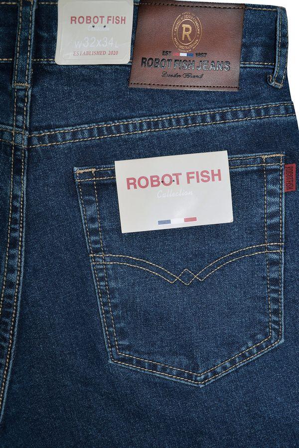 Джинсы мужские Robot Fish RT6072-6 - фото 4