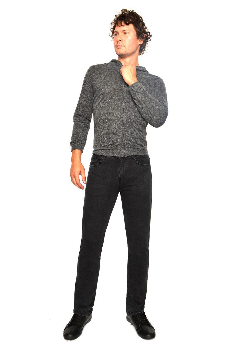 Джинсы мужские Luxury Vision L2077 - фото 2